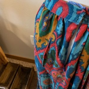 Oscar de la Renta Skirts - Vintage Oscar de La Renta skirt blouse set